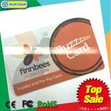 EPC Class1 Gen2 PVC Contactless UHF RFID UCODE G2XM 카드