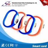 Wristband impermeável Ibutton TM1990A do silicone