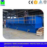 Paquete compacto depuradoras de aguas residuales para el tratamiento de aguas residuales industriales y domésticos