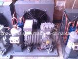 Refrigeration de condensação Semi-Hermetic das unidades de Dwm Copeland para o congelador/armazenamento frio