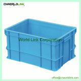 Populaires de stockage évolutif de l'emballage de transport en plastique sur la vente de conteneur