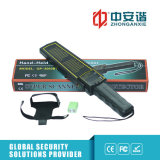 Metal detector largo della bacchetta dell'intervallo di scansione con l'allarme vibrazione/del suono