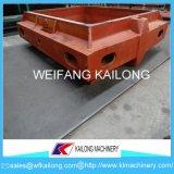 Ligne de moulage d'Assemblée de flacon de qualité moule utilisé pour le matériel de fonderie