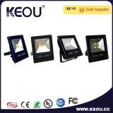 IP65 industriales/al aire libre de Ce/RoHS impermeabilizan la luz de inundación del LED