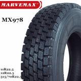 pneu radial do caminhão do pneu de 11r22.5 12r22.5 315/80r22.5 Superhawk TBR, pneu do reboque