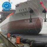Горячая продажа морской резиновой подушки безопасности для тяжелых перемещение