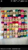 Оптовая торговля мода леди хлопка и льна Обычный цветной шаль в дешевой цене