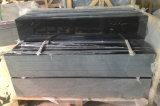Flamed черного гранита плиткой и сочетает в себе черный Flamed плитки