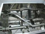 CH Trough en forma de S paleta de mezclado de la máquina farmacéutica en polvo Blender
