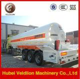 De fábrica do preço 58.5cbm LPG do tanque do gás do petroleiro reboque Semi