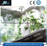 熱い販売の工場価格のキャベツ泡洗濯機のクリーニングの機械装置の果物と野菜の洗浄の乾燥機械