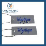Карточка бумаги цены напечатанная для ювелирных изделий и одежды (CMG-039)