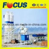 Mini estação de mistura concreta de Hzs25 25cbm/H para a produção do bloco