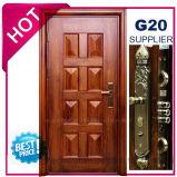 2017最上質のYongkangの外部の金属の鋼鉄機密保護のドア(EF-S131)