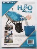 A tecnologia patenteada 80L Grau Alimentício Garden Use H2Vá bag bolsa de água