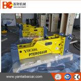 Type de boîte Soosan Marteau brise roche hydraulique pour pelle 5tonne Volve EC55