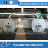 Used Tyre and plastic to of oil Pyrolysis Machine