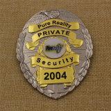 高品質の習慣私達機密保護のバッジホールダー