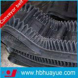 Système de convoyeur à convoyeur assorti de qualité Angle utilisé plus de 30 centimètres de coton Ep Polyester Nn Nylon St Steel Huayue Largeur 400-1600mm