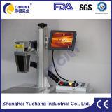 Cycjet 단화 유일한 Laser 제트기 인쇄 기계 Laser 표하기 기계 또는 Laser 조판공