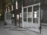 Portelli di disegno della griglia/portello di entrata d'acciaio su ordinazione ferro saldato