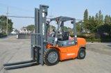 Nieuwe Diesel van 4 Ton Vorkheftruck met Al Ventilator van de Lucht van de Ventilator van de Motor van de Cabine Goede Elektrische Warme