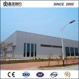 Industrial Structure en acier de grande portée Pre-Fabricated Factory/entrepôt/Plant