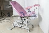 Gynécologue Tableau de fonctionnement Table lit livraison obstétriques chirurgicaux