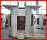 A indução de freqüência média forno de fundição de cobre