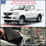 トヨタHiluxビゴのための3years保証のトノーカバー