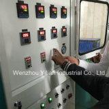 ACはPLC制御低圧PU機械を運転する