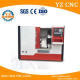 중국 정밀도 CNC 기우는 침대 선반