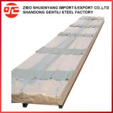 Strato d'acciaio ondulato galvanizzato tuffato caldo del tetto ricoperto zinco per industria