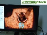 Microscope de mesure de hauteur de boucle d'IC DEL