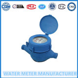 Plastique ABS Multi Jet Wet Types Water Meter
