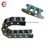 Ponte Openable Protecção estilo PA66 Cadeia de cabos de plástico