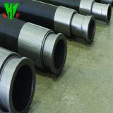 China-hydraulisches Schlauch-Fabrik-Zubehör-Schwarz-Gummirohrleitung 2 Zoll-konkreter pumpender Schlauch