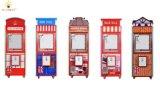 Garra de brinquedos de lucro elevadas Guindaste máquina de jogos, Piscina Claw Toy Crane Premiação máquina de jogos de Venda Directa
