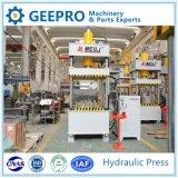 300t quatre colonne Presse hydraulique de la machine pour l'antenne parabolique/plaque
