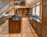 De vlakke Keukenkast van het Huis van het Pak Klassieke Antieke Moderne Houten