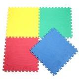 Interlocking Flooring carreaux de tapis de mousse EVA pour les enfants une aire de jeux de puzzle