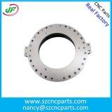 Алюминиевые части шестерни Assembly/CNC части машинного оборудования втулки шестерни подвергая механической обработке