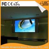Aluminium P2.5 d'intérieur coulant l'écran de location polychrome d'Afficheur LED