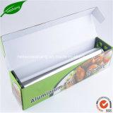 Papier d'aluminium de papier de catégorie comestible du clinquant 8011-O de Wapping de nourriture