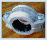 FM/UL Approved Galvanized Coupling per Fire Protection System