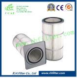 Poliéster Ccaf cartucho de filtro de aire del colector de polvo