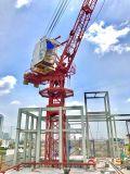 Vendas quentes feitas no guindaste de torre do Luffing de China 10t Ktt5020d para a maquinaria de construção