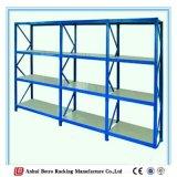 Estante de aço prateleira de armazenamento rotativo de médio porte