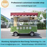 De Mobiele Aanhangwagen van uitstekende kwaliteit van het Voedsel met Goede Prijs voor Verkoop