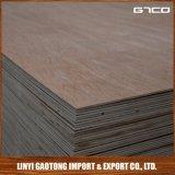 madera contrachapada de la chapa del centímetro cúbico Bintangor del Bb de los 4X8FT 3.6m m 5.2m m para los muebles